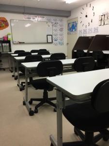 小幡南 教室内